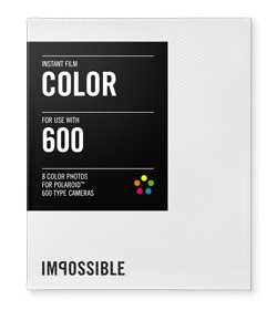 Film Impossible Color 600