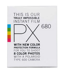 Film Impossible PX 680 Color Protection