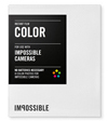 Film Polaroid Color Film Impossible Cameras