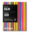 Film Polaroid B&W 600 Hard Color Edition