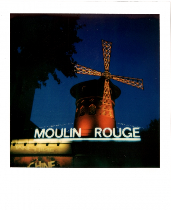 Moulin Rouge / Paris