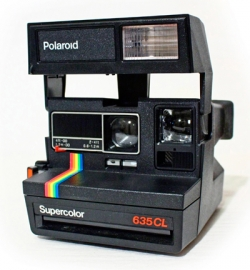 Polaroid® Supercolor 635 CL